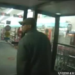 Bangor police looking for armed suspect in late night Irving robbery