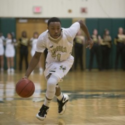 Husson basketball family supports Spaulding through personal tragedy