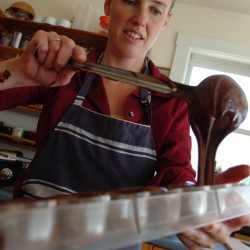 Chocolate lovers: join one of nation's top chocolatiers