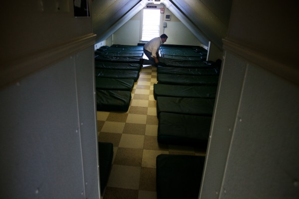 Shelter King Maine : Maine homeless numbers growing but not as fast