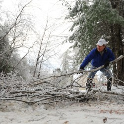 LePage reapplies for storm damage assistance