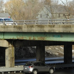 Overpass replacement will limit Union Street traffic