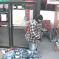 Police looking for man in Portland convenience store robbery