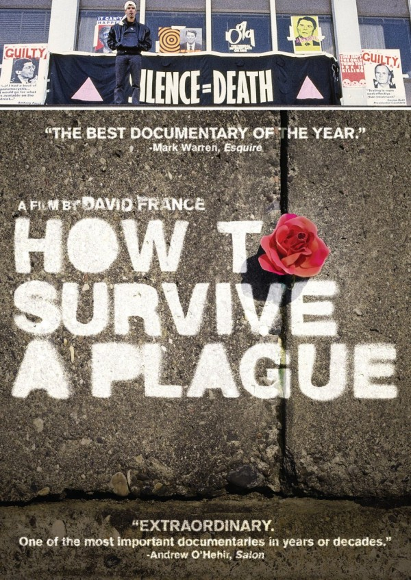 "The documentary film &quot""How to Survive a Plague&quot"" will be shown at 7 p.m. Feb. 12, at The Gracie Theatre at Husson University."