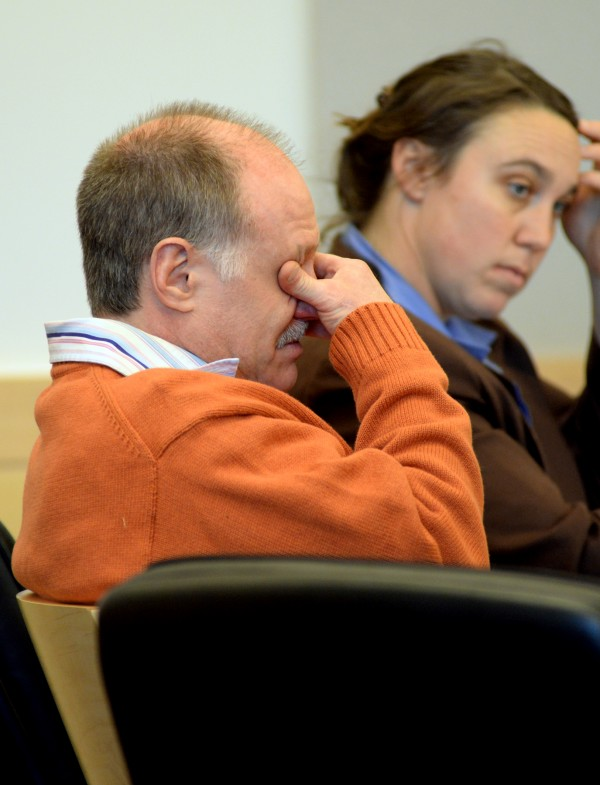 David Coon, the local man charged with murder in connection with the May asphyxiation death of Sherry Clifford of Bangor pleaded guilty to manslaughter Thursday at the Penobscot Judicial Center.