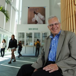 Dick Collins, major supporter of UMaine, dies