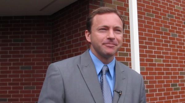 House Speaker Mark Eves, D-North Berwick