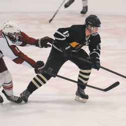 Bangor, Lawrence-Skowhegan hockey coaches share East 'A' honor; Camden Hills' senior named West 'B' MVP