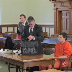 Trials set in deaths of two Maine prison inmates