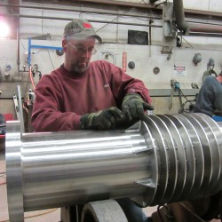 New Camden manufacturing firm working to keep jobs in Maine