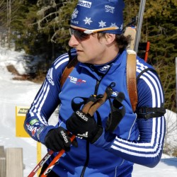 Maine Olympian Currier ready to resume World Cup biathlon schedule