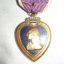 Long lost World War I Purple Heart finds its way back home to Maine family