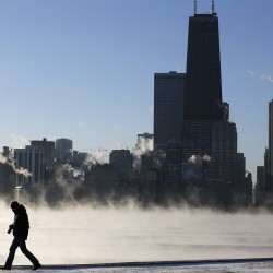 'Life-threatening' cold bites Midwest, heads east
