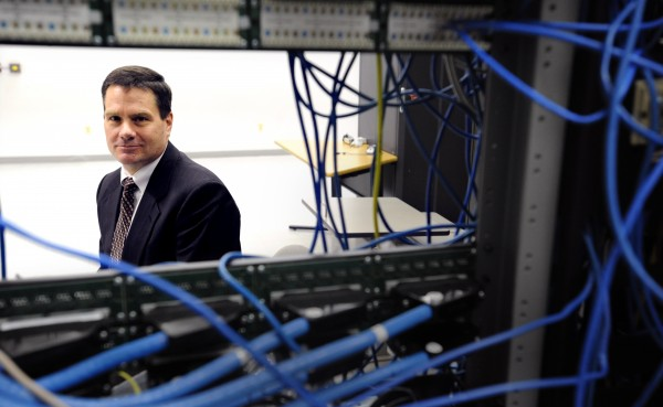 Craig Gunderson, CEO of Oxford Networks