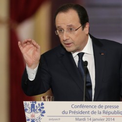 Obama's French affair