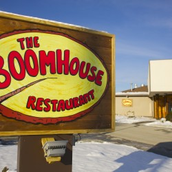 BoomHouse Restaurant recalls the log drives of historical Old Town