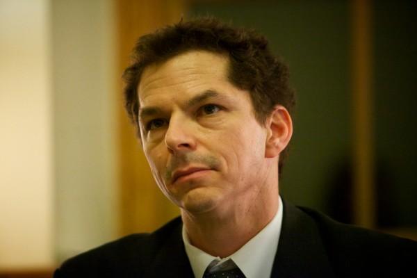 Senate President Justin Alfond