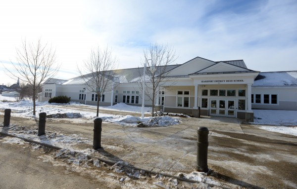 Searsport District High School and the adjacent Searsport District Middle School were renovated in 2002.