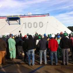 Collins: Government funding bill to include $100M for Bath Iron Works