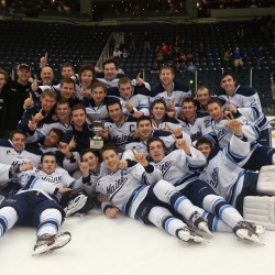UMaine hockey team preps for Florida tournament