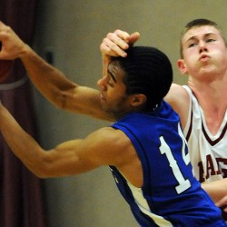 Undefeated Hampden shuts down Mount Ararat; Lewiston eliminates Bangor