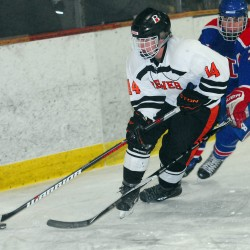 Chase Cunningham's five-point night leads Messalonskee past John Bapst 7-2 in EM B final