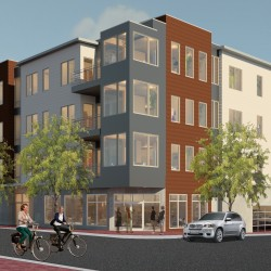 Portland developers seek zoning change for new Munjoy Hill project