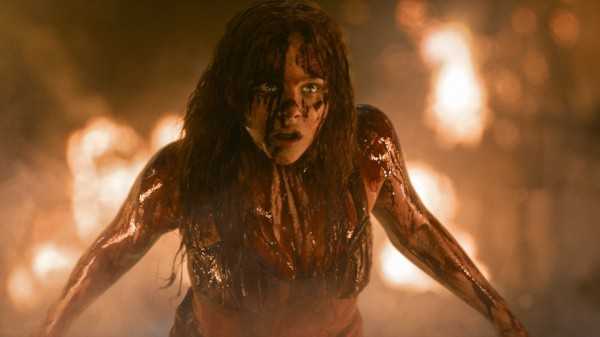 Chloe Moretz stars in &quotCarrie,&quot rated R.