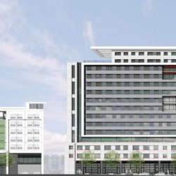 Portland board delays action on first phase of $150-million, four-tower development