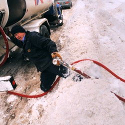 ThompsonGas Issues Propane Safety Tips for Winter Storm
