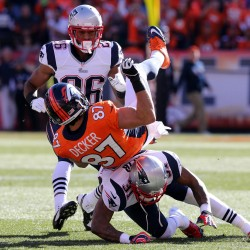 Patriots' Talib, Vereen may return this week