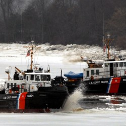 Coast Guard ice cutters roll with changes