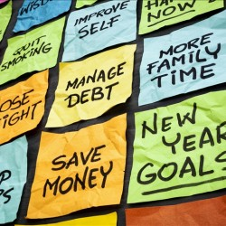 Five simple strategies for keeping a New Year's resolution