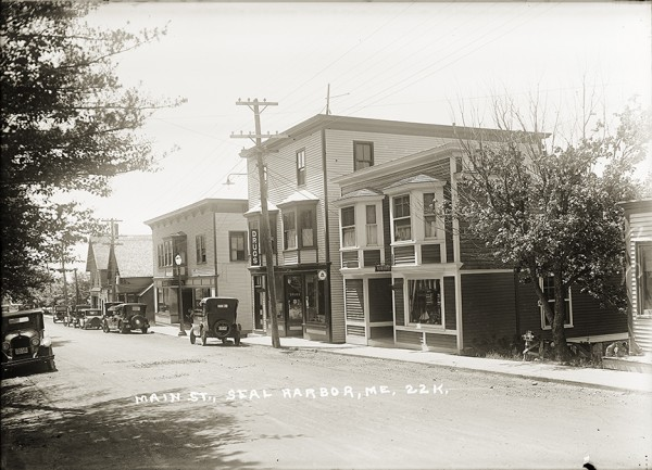 Seal Harbor Main Street