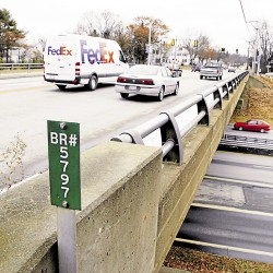 Bridge work, road construction on track in Fort Kent