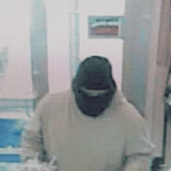 Second Bingham bank hit by hammer-wielding robber in less than a month