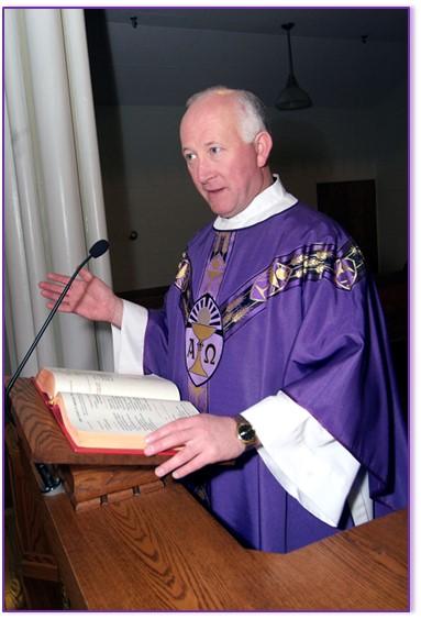 Rev. James Nadeau