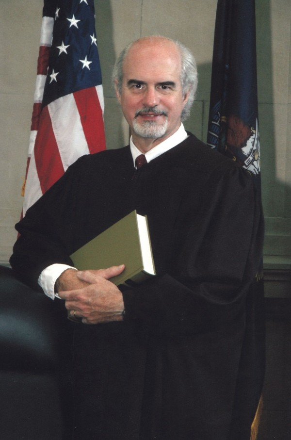 Justice Andrew Mead serves on the Maine Supreme Judicial Court.