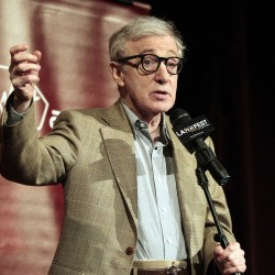 What claims against Woody Allen share with sex assault stories everywhere