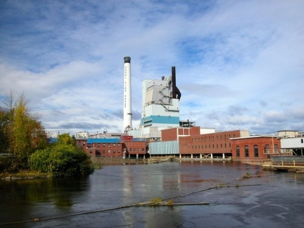 Sappi Fine Paper's mill in Westbrook, Maine, produces 40 percent of the world's supply of release paper.