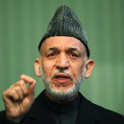 Karzai: Afghanistan, US enter peace talks with Taliban