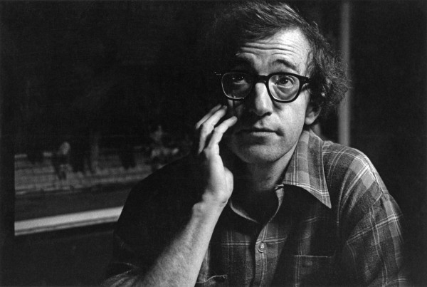 Handout photo of Woody Allen in the 1979 film &quotManhattan.&quot
