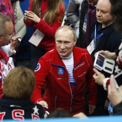 Russia tops medals table as Sochi Games end amid doping scandals
