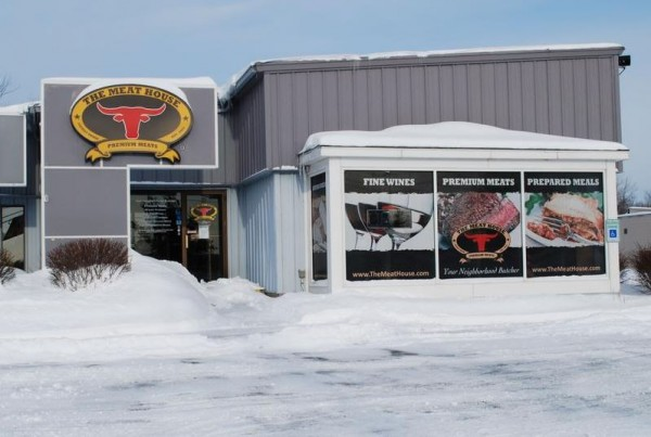 The Meat House store on Payne Road in Scarborough is closed, its owners have been sued by investors, and some employees in New Hampshire have complained about not being paid.