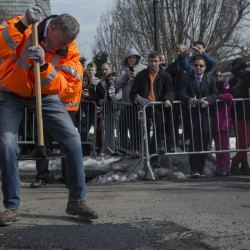 Close encounters of the crater kind: Can you sue a pothole?