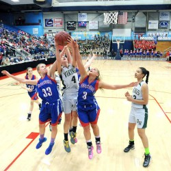 Experience, strong start propel Mount Ararat girls past Oxford Hills