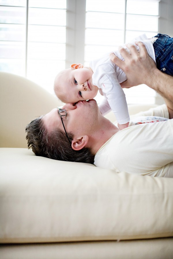 There are some (not-so-obvious) ways to make sure a new dad feels appreciated, important and involved during the whole crazy process.