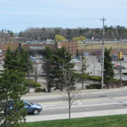 Wal-Mart cancels expansion in Falmouth