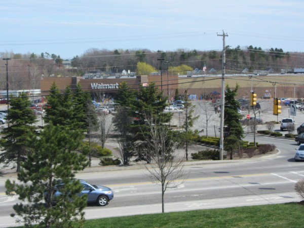 Ocean State Job Lot bought the Wal-Mart property on Route 1 in Rockland in December 2013.