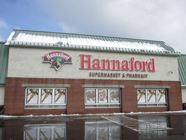 The Hannaford store on Route 1 in Yarmouth will undergo major renovations throughout much of the next year.
